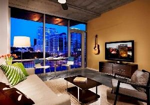 Nice Downtown Austin High Rise Luxury Apartments   Live Like A King Or Queen!