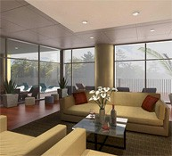 Downtown Austin High Rise Apartments - The Monarch, Luxury Rentals