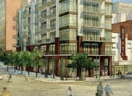71 Congress Austin Condos ~ A dozen custom designed residences will mingle among restaurants, retail and office space and is located just steps from the State Capitol, Paramount Theatre and Frost Bank Tower.